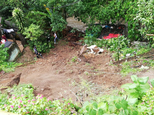 Tolima, sin maquinaria para atender emergencias por lluvias