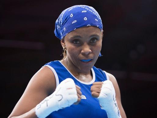 La boxeadora olímpica Ingrit Valencia fue estafada en Ibagué.