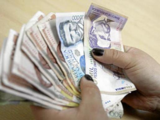 Así será la reducción de salarios de los colombianos en junio y julio