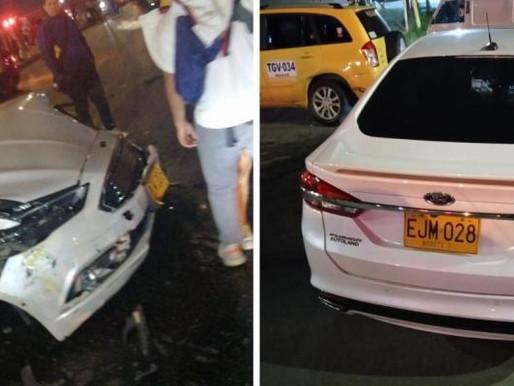 Presuntamente jugador del Deportes Tolima ocasionó grave accidente en la avenida Mirolindo