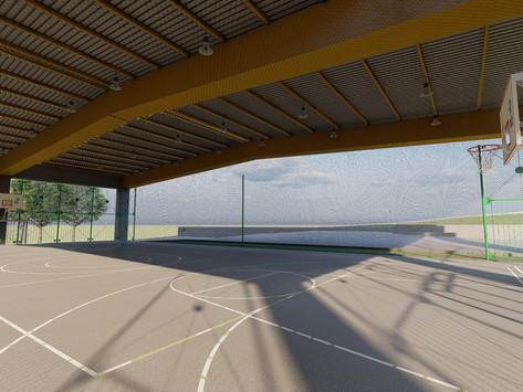 Alcaldía adelantará el mejoramiento de más de 10 polideportivos en Ibagué