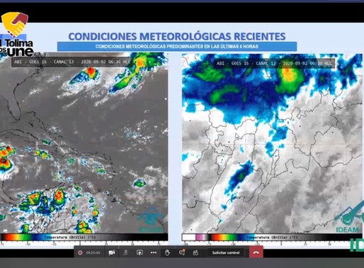 Gobierno departamental se prepara para la llegada de la segunda temporada de más lluvias