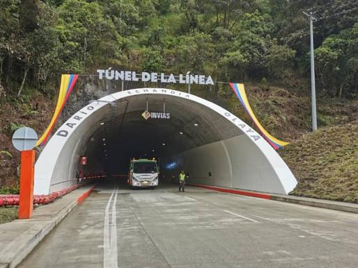 Invías aclara que deslizamiento no se presentó en el túnel de La Línea