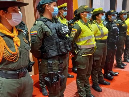 Curso de patrullero será gratis para 600 jóvenes en el Tolima