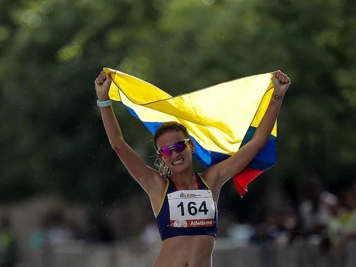 En marcha olímpica se obtiene una nueva medalla de plata