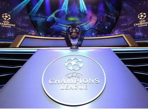 Prográmese para el inicio de la Champions League
