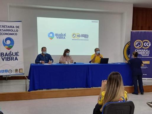 Alcaldía y Cámara de Comercio de Ibagué firman convenio para formalizar 200 microempresarios