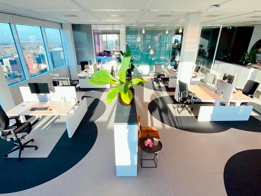 9 predicciones sobre el futuro de las oficinas en Colombia
