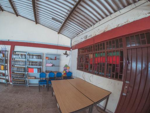 Ocho bibliotecas públicas de Ibagué recibirán mantenimiento y mejoramiento en su infraestructura