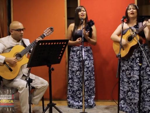 Dueto Margarita, ganador del Concurso Nacional de Duetos Príncipes de la Canción