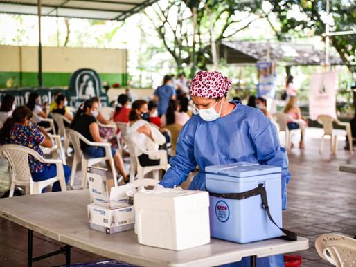 Cerca de 3.000 funcionarios del sector educativo han sido vacunados contra el Covid-19 en Ibagué