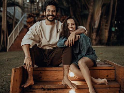 Camilo y Evaluna serán Padres  y lo confirman en el nuevo video musical