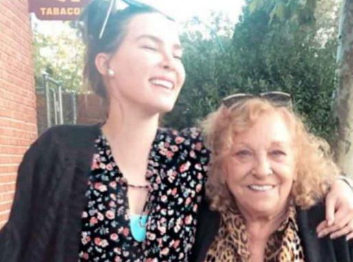 Fallece la abuela de Belinda a la edad de 88 años