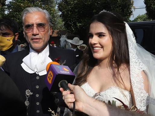 Alejandro Fernández será abuelo