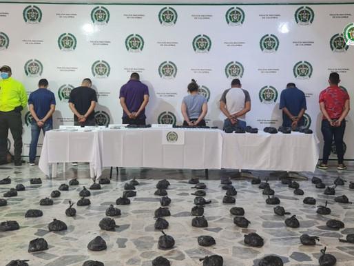 Presuntos integrantes de la organización delincuencial Los del Planchón fueron enviados a la cárcel