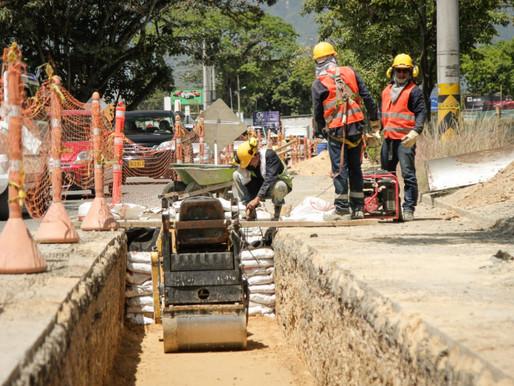 Sectores de manufactura y construcción se reactivan en Ibagué con protocolos de bioseguridad