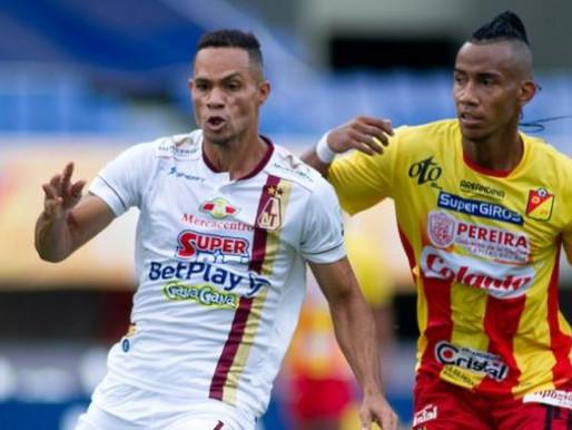 Tolima inicia la defensa del título recibiendo a Pereira