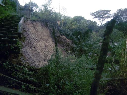 Gobierno del Tolima hace frente a la inusual temporada de lluvias que ya deja varias vías afectadas