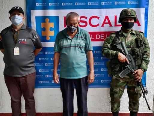 Asegurado veedor ciudadano por presunta tentativa de extorsión a funcionarios públicos del Espinal.