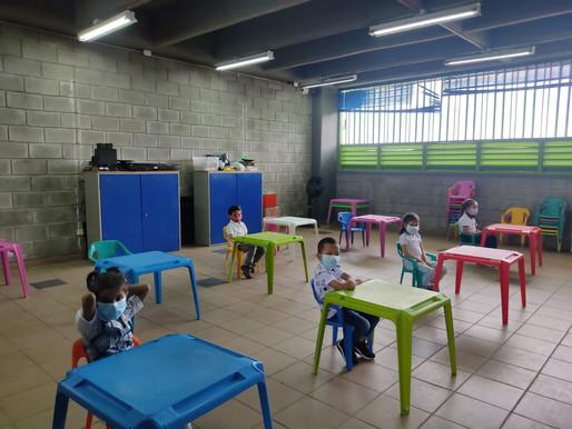 Alcaldía y organismos de control verificarán estado de sedes educativas que retornaron a clases.
