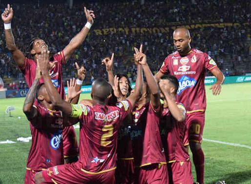 Tolima espera obtener en Chile un buen resultado en Copa sudamericana