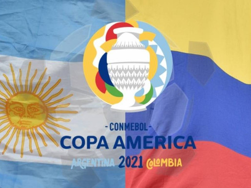 La Copa América Colombia y Argentina se jugará con público
