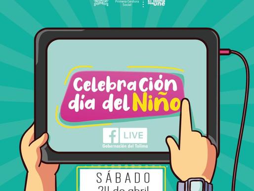 La Gobernación celebrará el día de la niñez con concursos y premios.