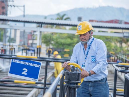 Ibal garantizará agua potable durante emergencia por coronavirus