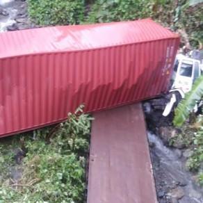 Fallece conductor en la vía Ibagué-Cajamarca