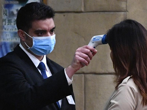 Pasajero chino está en observación por sospecha de coronavirus