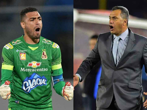 ¡Polémica! Dos referentes del Deportes Tolima se enfrentaron en el camerino