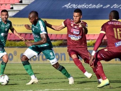 La Equidad y Tolima abren la jornada dominical de la fecha 6 de la Liga