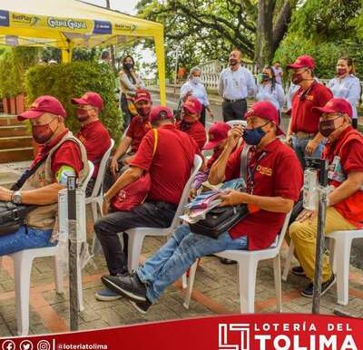 Lotería del Tolima dio apertura a su comedor comunitario