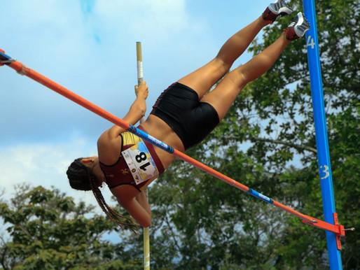 Cuatro tolimenses han ganado oro en el Campeonato Nal. e Internacional de Saltos y Pruebas Múltiples