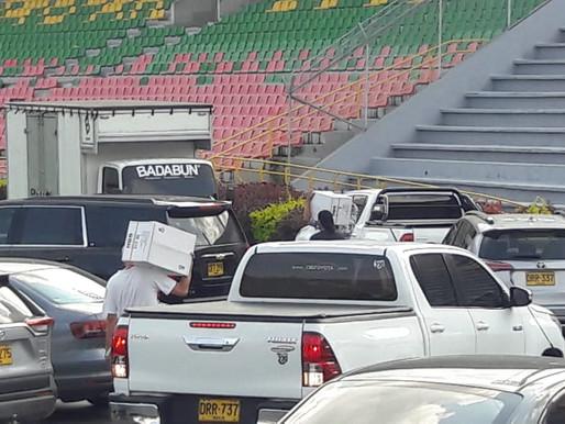 Concejal Correa solicita a entes de control investigar supuesta celebración privada en el Estadio.