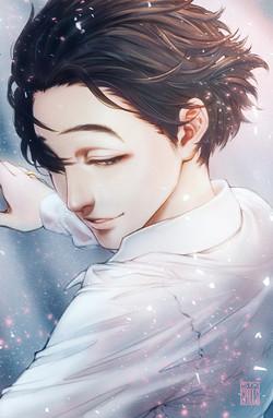 Ice Husband - Yuuri