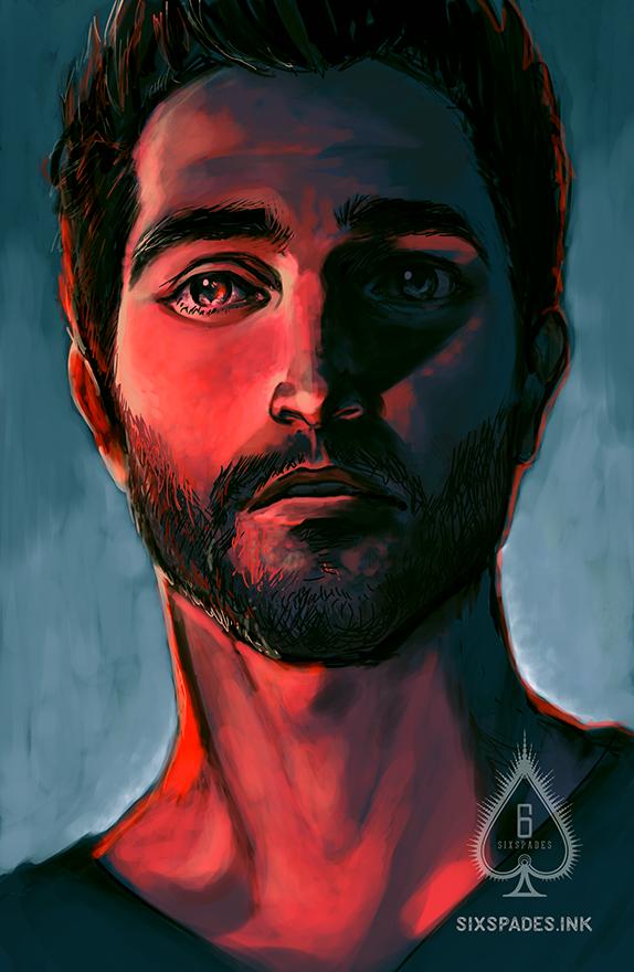 Teen Wolf - Derek