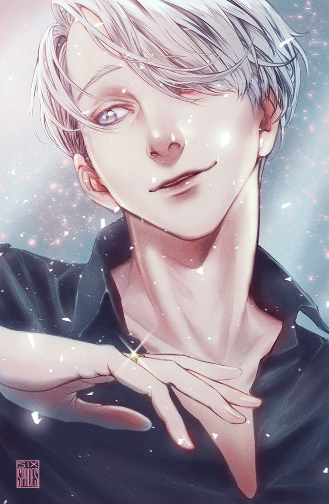 Ice Husband - Victor