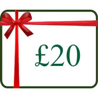 £20 Donation