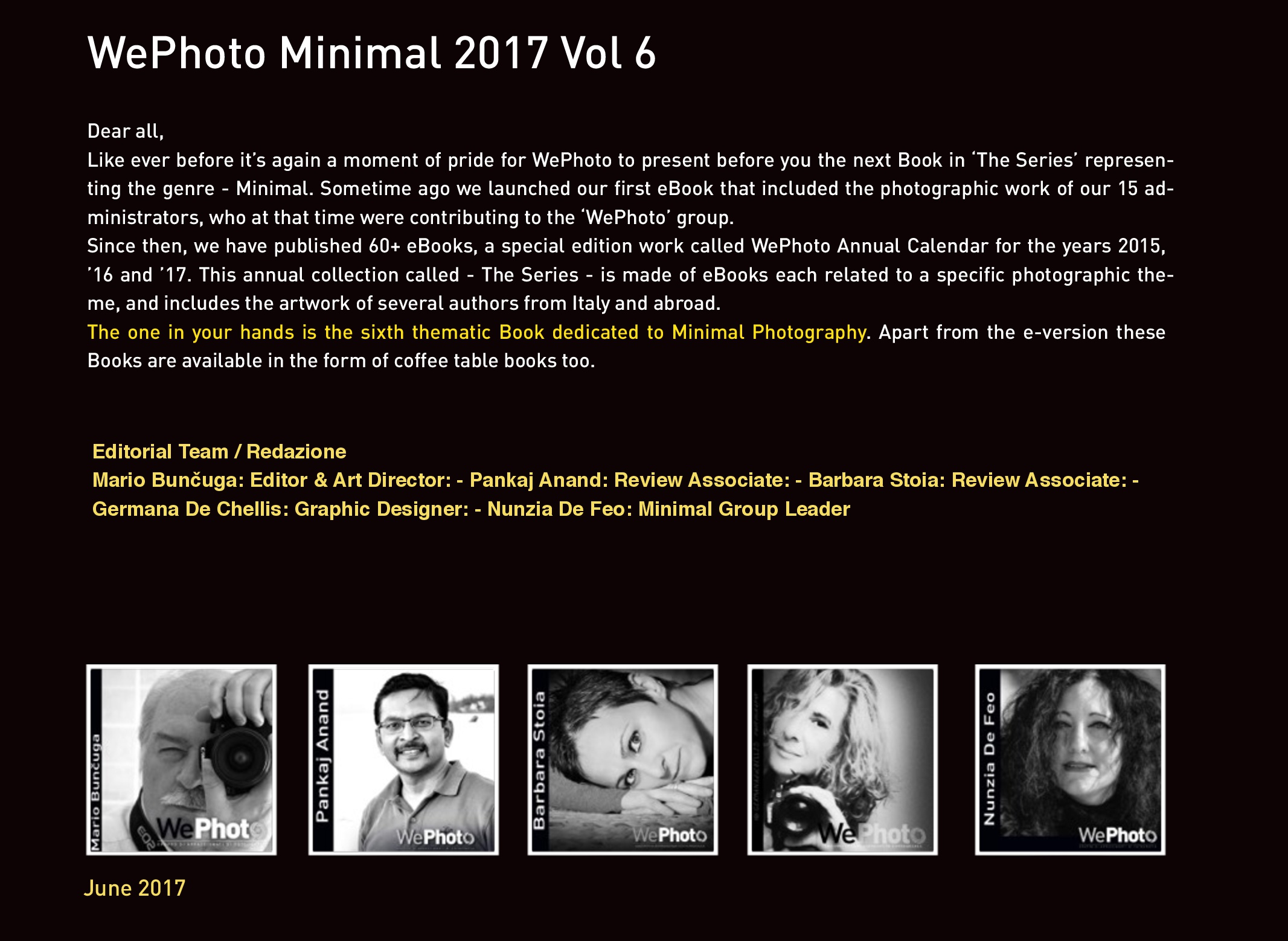 Minimal Vol 6-002