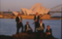 Sydney Wind Quintet publicity photo by David Moore  at Sydney Opera House