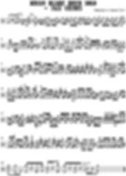 Caroline Scott drum solo transcription Brian Blade Jazz Crimes