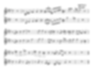 Caroline Scott transcription Airegin Sonny Rollins