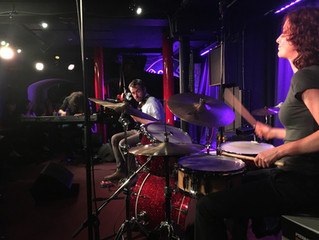 Cygnus Flare, blues, Edinburgh Fringe Festival