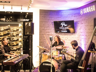 Cygnus Flare win Yamaha Soho Jazz Sessions, Swinging Magpies video, Amati Orchestra + lots of classi