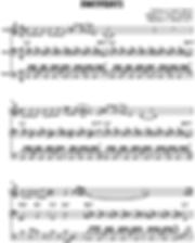 Caroline Scott drum transcription Footprints Wayne Shorter Terence Blanchard