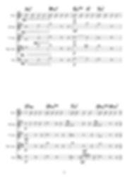 Caroline Scott drum transcription Beatrice Sam Rivers Robert Glasper