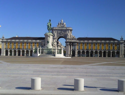 Commerce Square Lisbon