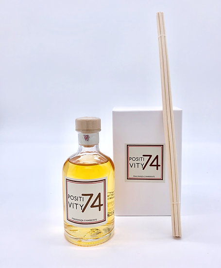 POSITIVITY74 fragranza d'ambiente  100 ml