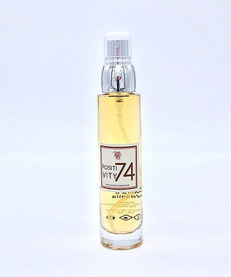 POSITIVITY74 fragranza d'ambiente 50 ML SPRAY